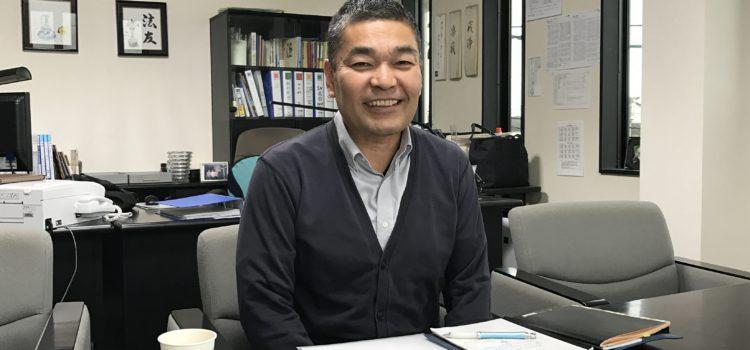 浅野撚糸株式会社 浅野雅巳社長