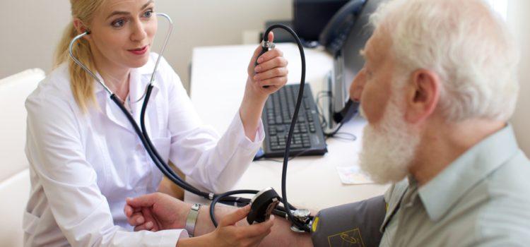 血圧を下げる「ふくらはぎ」の働き!